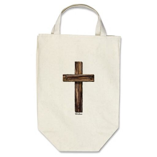 Rugged Cross Bags   •   This design is available on t-shirts, hats, mugs, buttons, key chains and much more   •   Please check out our others designs at: www.zazzle.com/TsForJesus*