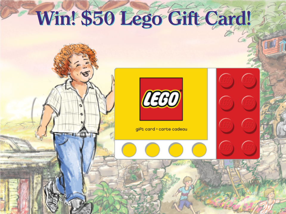 Win a $50 LEGO gift card! Poopsie wants to giveaway a Lego ...