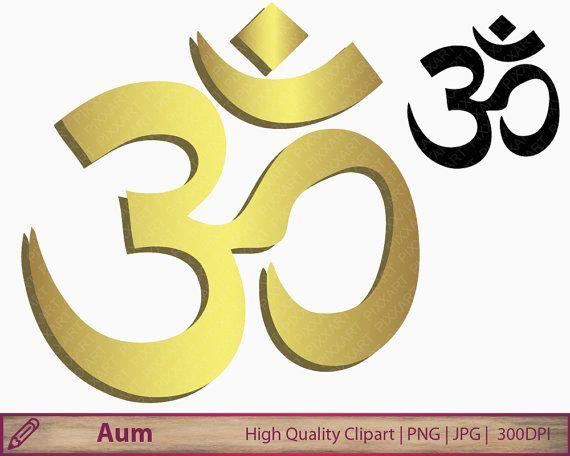 Aum Clipart Om Symbol Zen Clip Art Meditation Yoga Graphics Scrapbooking Commercial Use Digital Instant Download Png Meditation Symbols Symbols Clip Art
