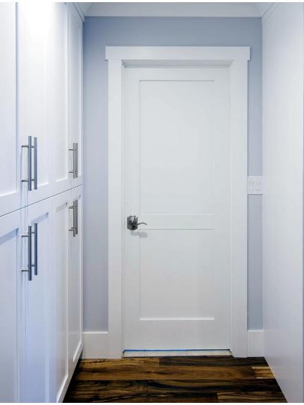 Interior door also krosswood doors in  craftsman shaker panel primed rh pinterest