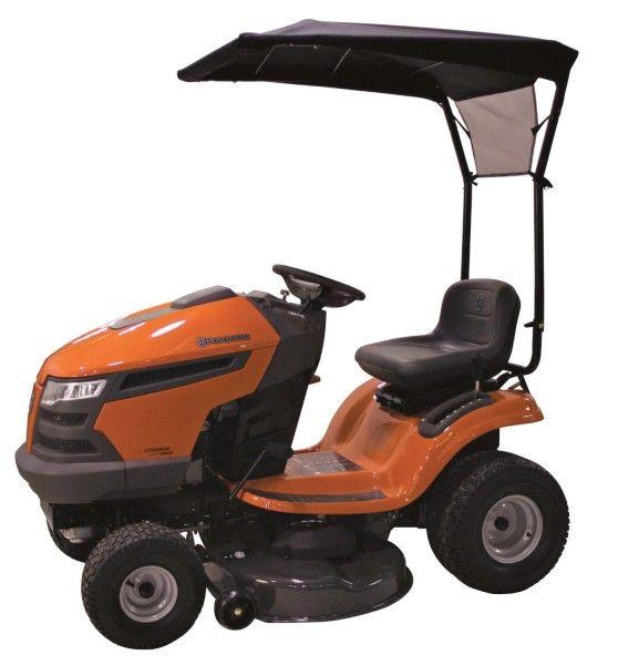 Universal Sunshade Husqvarna Tractor Canopy  sc 1 st  Pinterest & Universal Sunshade Husqvarna Tractor Canopy | Canopy Kingpin ...