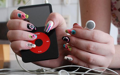 Lovelyy nail!! *--*