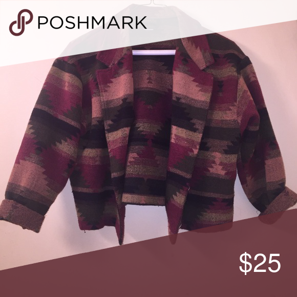 Cropped Jacket Perfect for fall. Open to offers. Jackets & Coats Pea Coats