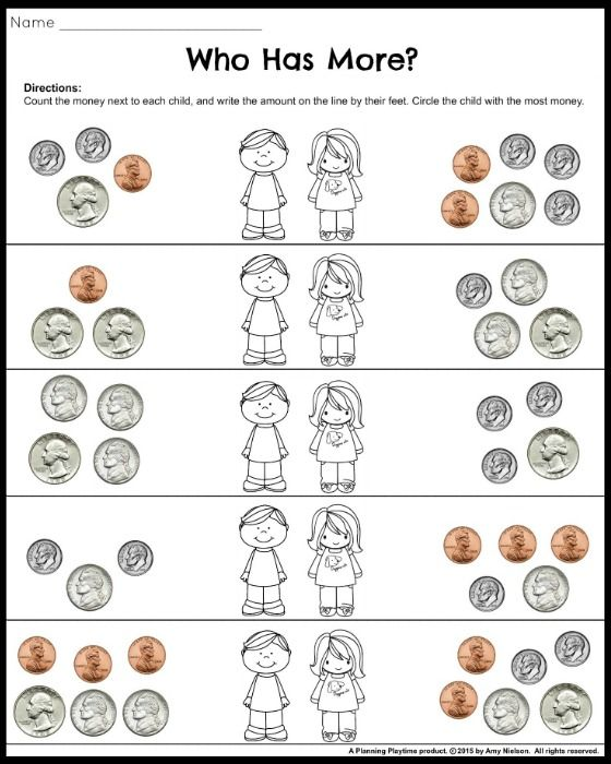 math worksheet : 1000 ideas about money worksheets on pinterest  counting money  : First Grade Math Worksheets Money
