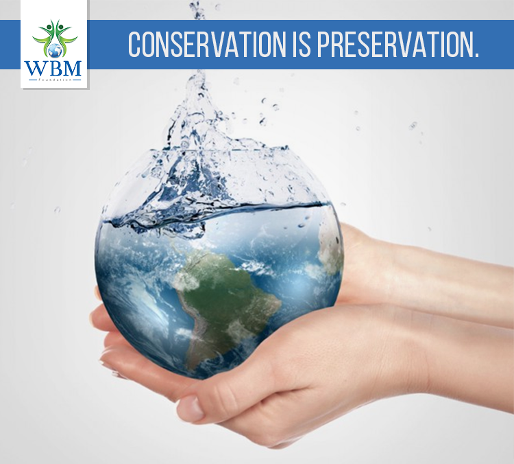 Every Drop Of Water Counts. When You Save Water. You Save