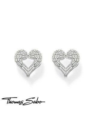 Thomas Sabo Angel Wing Stud Earrings Jewelry Women