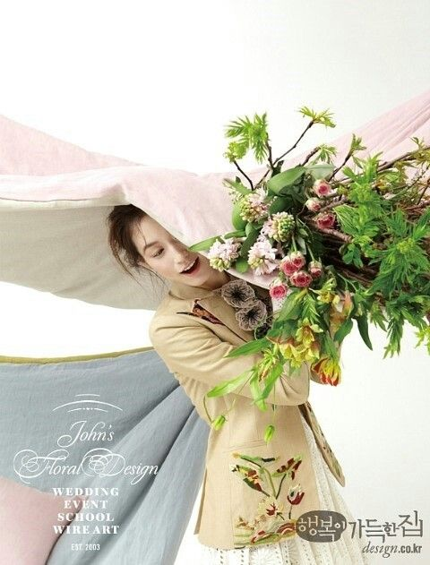 행가집3월호 화보촬영~봄봄봄^^