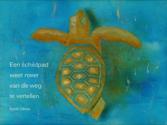 Citaten Kahlil Gibran : A quote about turtles from kahlil gibran citaten