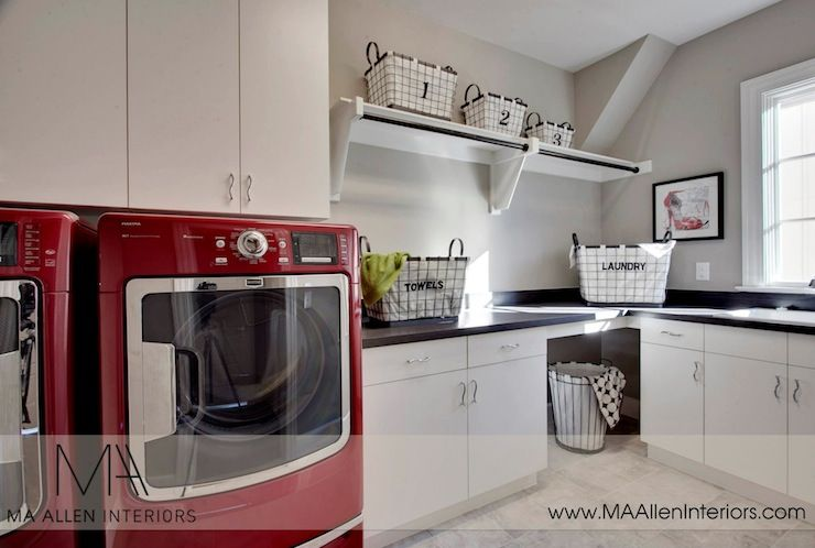 kitchen cabinet to ceiling ma allen interiors contemporary and gray laundry room 5828