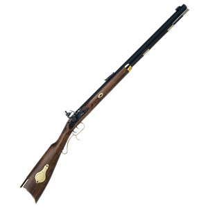 Traditions Hawken Woodsman  50 Caliber Flintlock