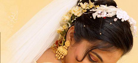 Tamil Christian Bridal Hair Style Hair Styles Hair Bridal Hair