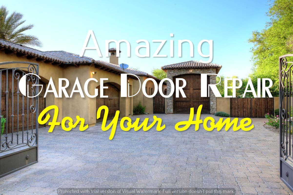 Chamberlain Myq Garage Door Opener Door Repair Garage Doors Garage Door Repair