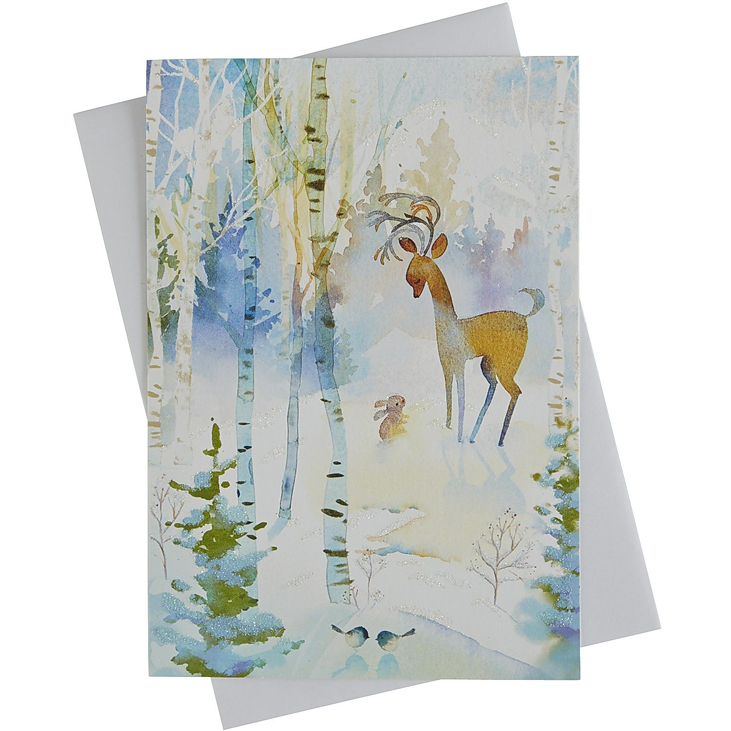 Christmas UNICEF Deer & Bunny Boxed Card Set | *Party & Celebration ...