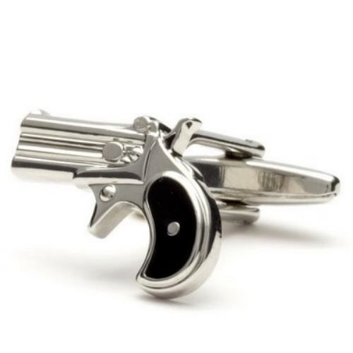 "Cufflink.  I feel like maybe I should create a board just for ""gun stuff"""