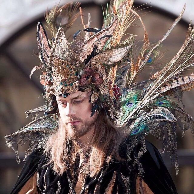 our Titania needs an Oberon as her King. for entertainment a person dressed  as Oberon will mingle with the guests at the reception. 951fbf0be7a0