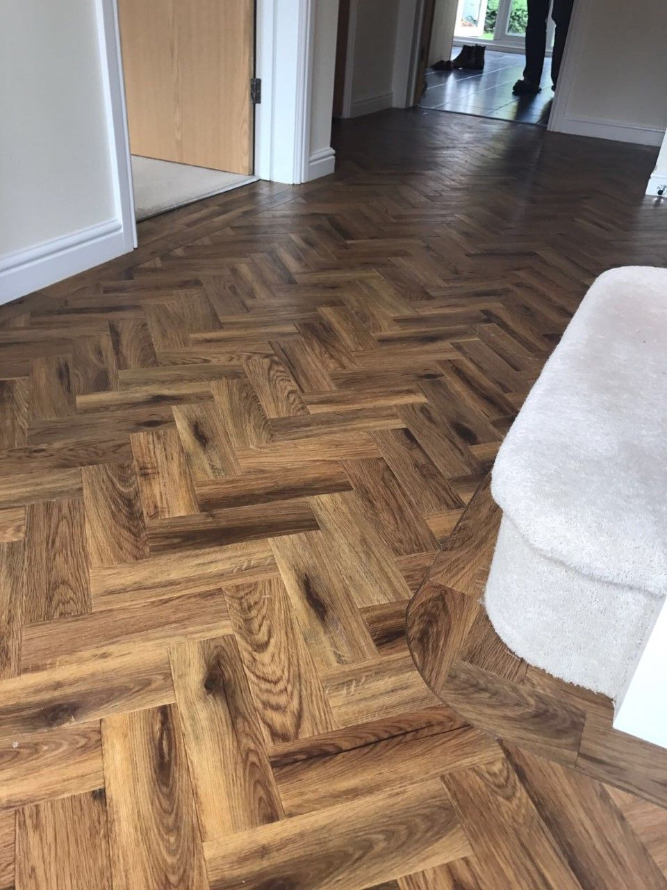 Karndean Art Select Parquet Flooring Pictured Colour