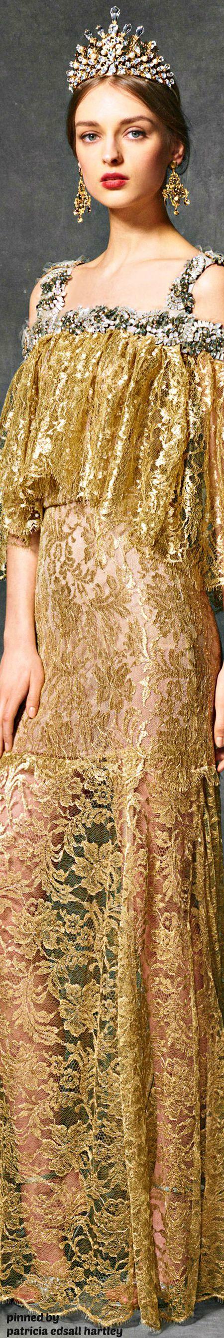 940eb786 DesertRose,;;Dolce & Gabbana FW 2017 - Evening,;, | Gorgeous;Dresses ...