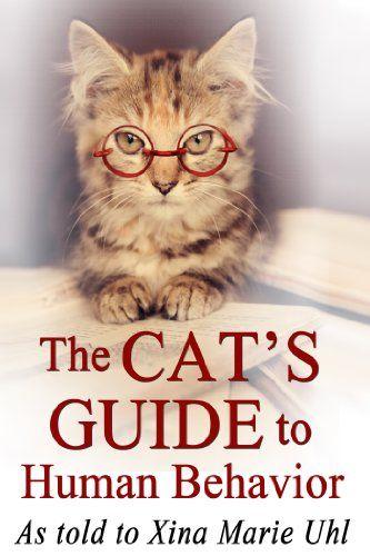 The Cat's Guide to Human Behavior by Xina Marie Uhl https://www.amazon.com/dp/B00GDJV87Q/ref=cm_sw_r_pi_dp_x_NlT6yb5868CNQ