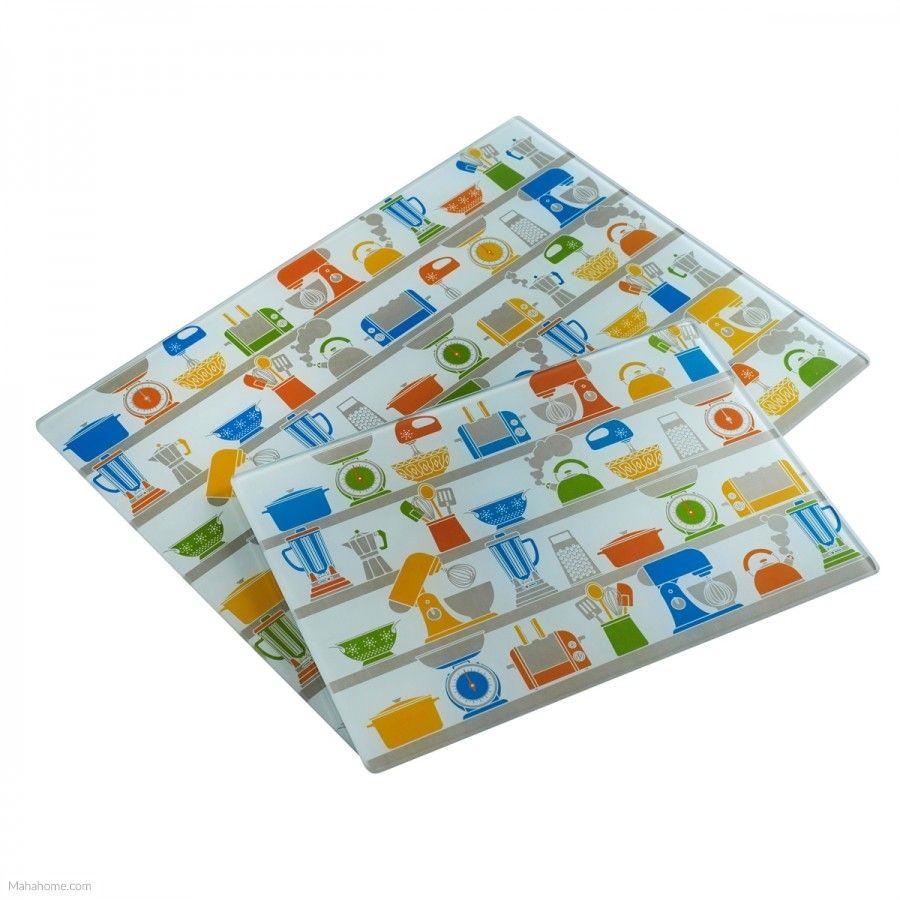 Typhoon Kitchen Appliance Kitchen Work Surface Protectors - Set of 2 ...