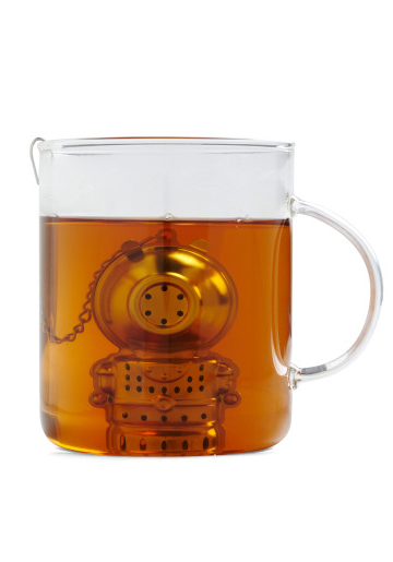 Deep Tea Diver - infuser