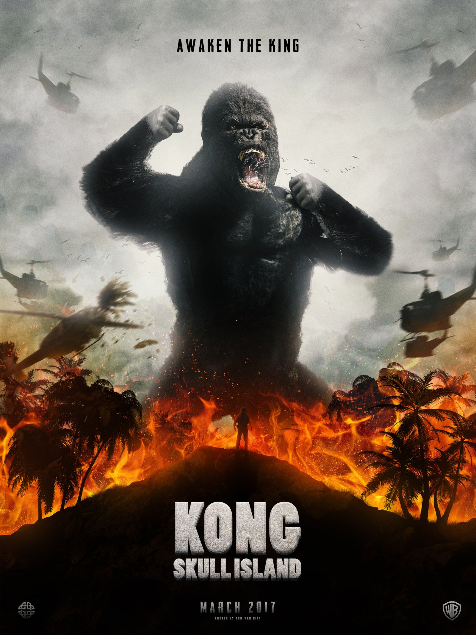 Streaming Kong Skull Island