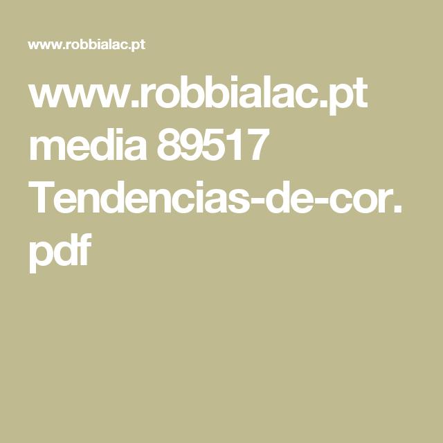 www.robbialac.pt media 89517 Tendencias-de-cor.pdf