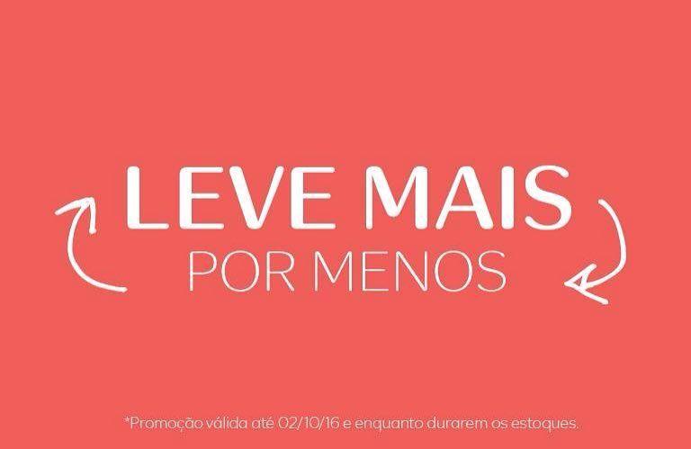 Começa hoje na Rede Natura A Promoção Leve Mais Por Menos. Aproveite o cupom PRIMEIRAFRETE para ter frete grátis. natura #suzanasantiagonatura #maquiagem #makeup #beleza #mulher #promo #ficaadica #naturaekos #naturatododia #naturaaquarela #naturafaces #AquiTemCupom #ConsultoriaAtiva #NaturaNaPontaDosDedos #AquiÉDigital #NaturaAUmClique #perfume #naturauna #VejoCoresEmVocê #cosmeticos