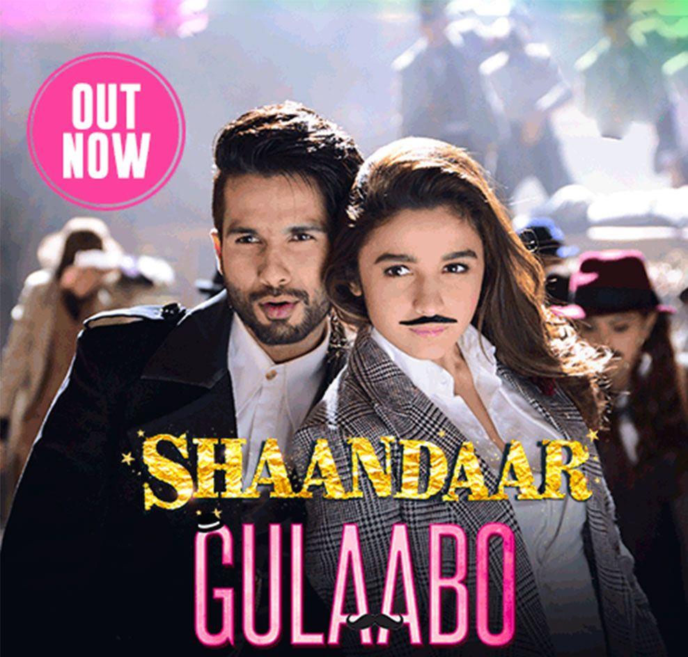 While Music Album Shaandaar 2015 Bollywood music, Mp3