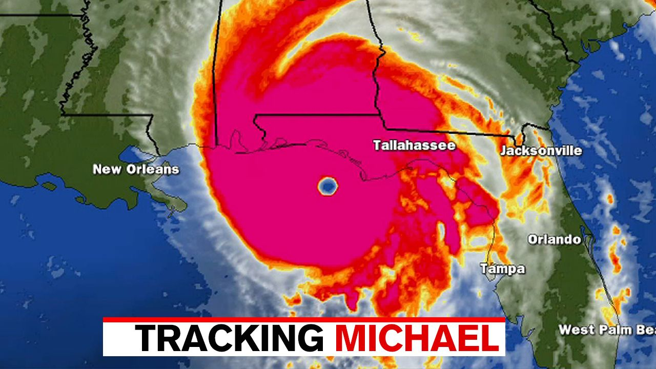 Live Hurricane Michael 2018 Coverage Monster Hurricane Michael Makes Landfall In Florida As Category 4 S Hurricane Shutters Hurricane Protection Free Estimate