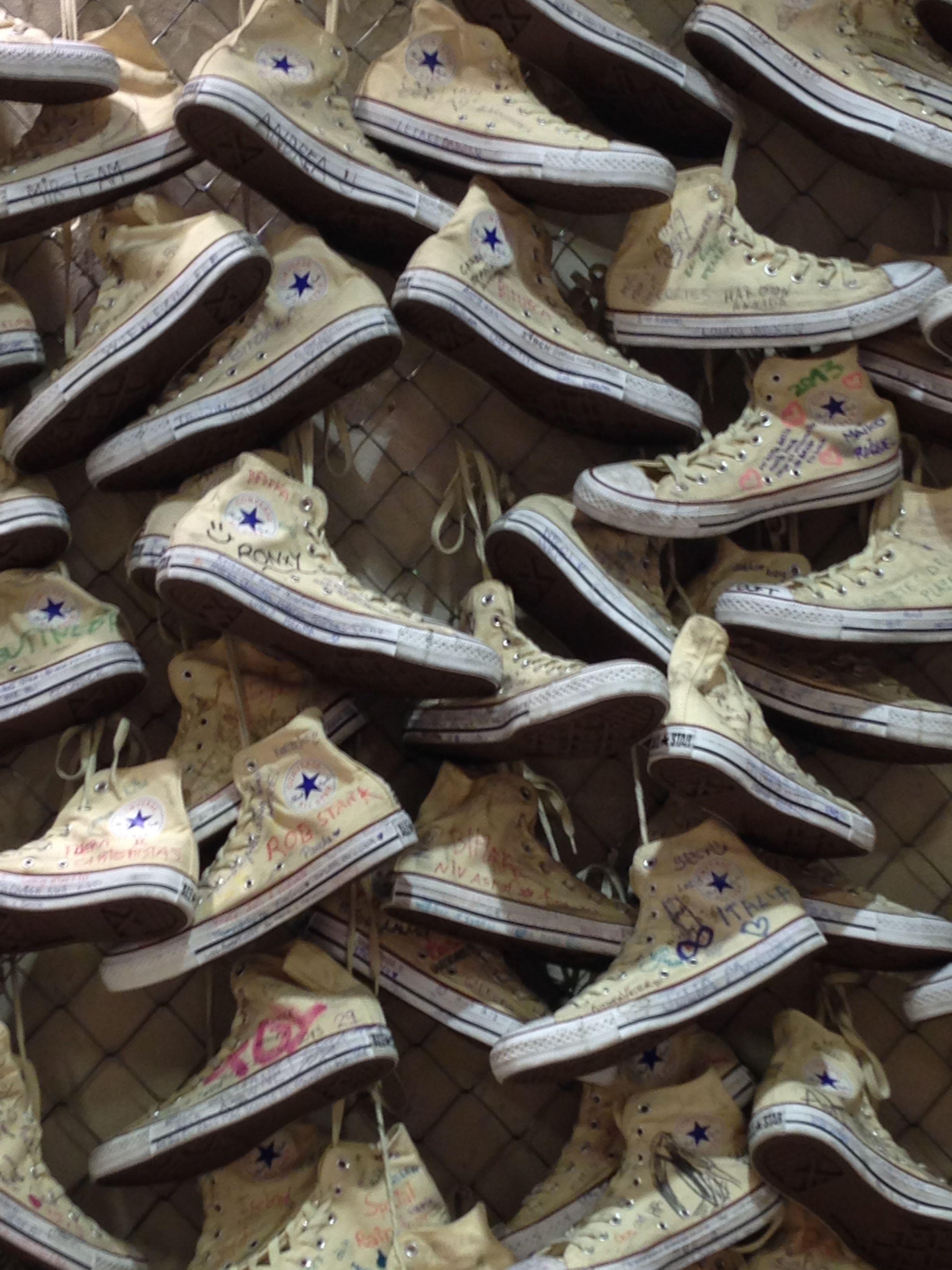 Converse - Barcelona - shop in shop El Corte Ingles  af5e827a13f