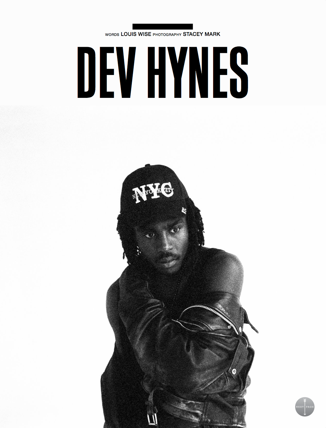 Pop extraordinaire Blood Orange (Dev Hynes) talks about his girlfriend #SamanthaUrbani's impact on his new album, #CupidDeluxe,  his 'Stupid Taste' in Music in the latest issue of SOUNDS. Download it now to read the whole interview and enjoy the interactive feature.  Download the latest issue of SOUNDS for FREE on iPad or iPhone.