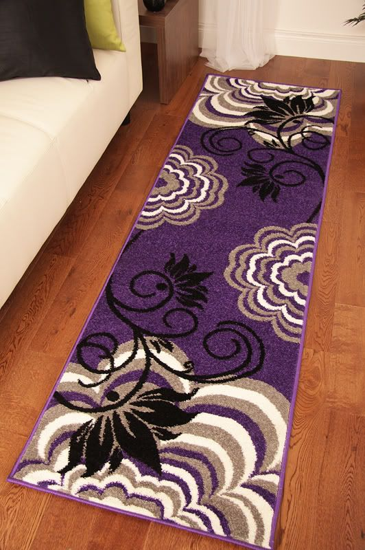 modern montego very long hall runner rug small large cheap colourful hallway mat