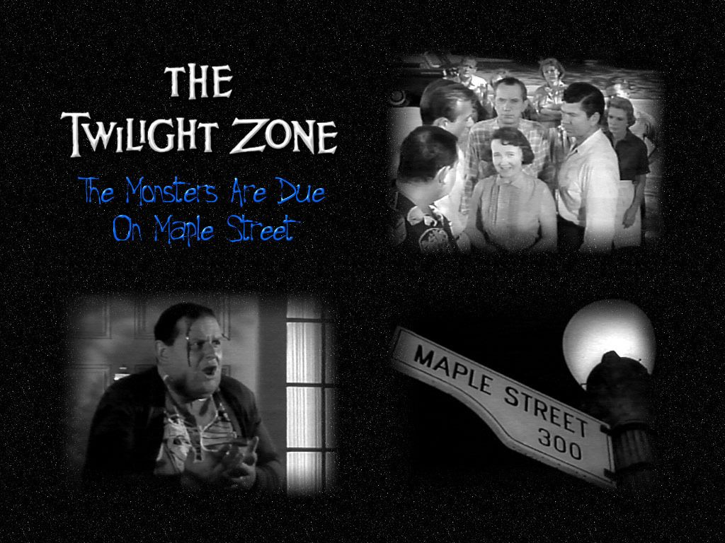 Great lessons and quotes from the twilight zone monsters great lessons and quotes from the twilight zone toneelgroepblik Choice Image