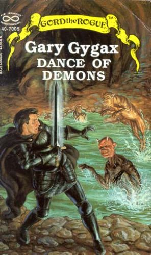Dance of Demons (Gord the Rogue) - Gary Gygax