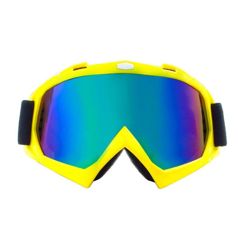 Outdoor Windproof Ski Goggles With UV Protection - Awesome Look!
