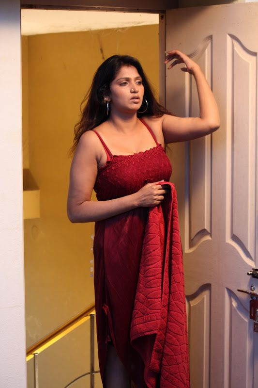 Sexy indian night dress