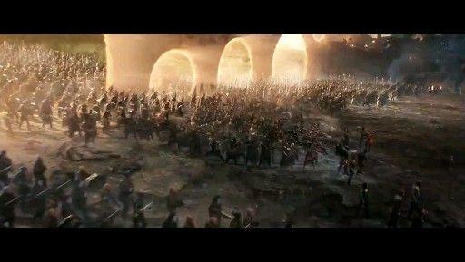 Avengers end game final scene battle 2019
