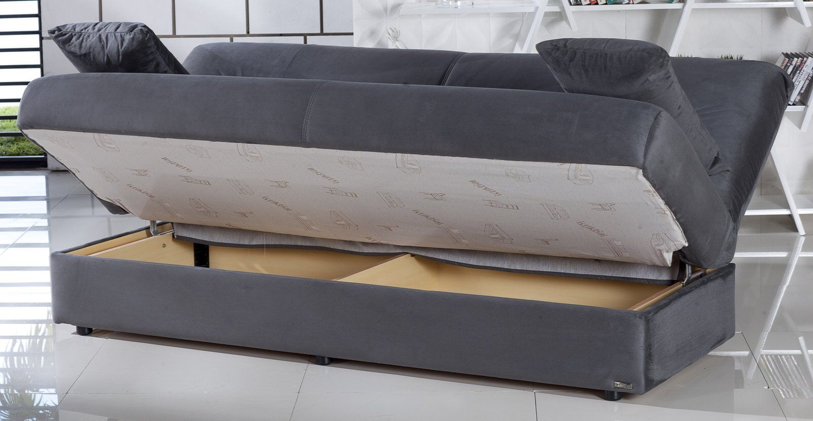 Convertible Sofa With Storage | Sofa Table in 2019 ...
