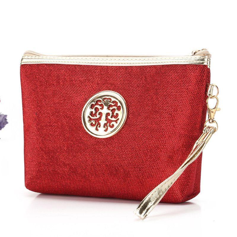 2016 Cosmetic Clutch Travel bag organization, Travel