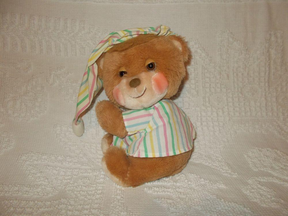 VINTAGE TEDDY BEDDY BEAR LIGHT SWITCH PLATE//COVER NURSERY DECOR