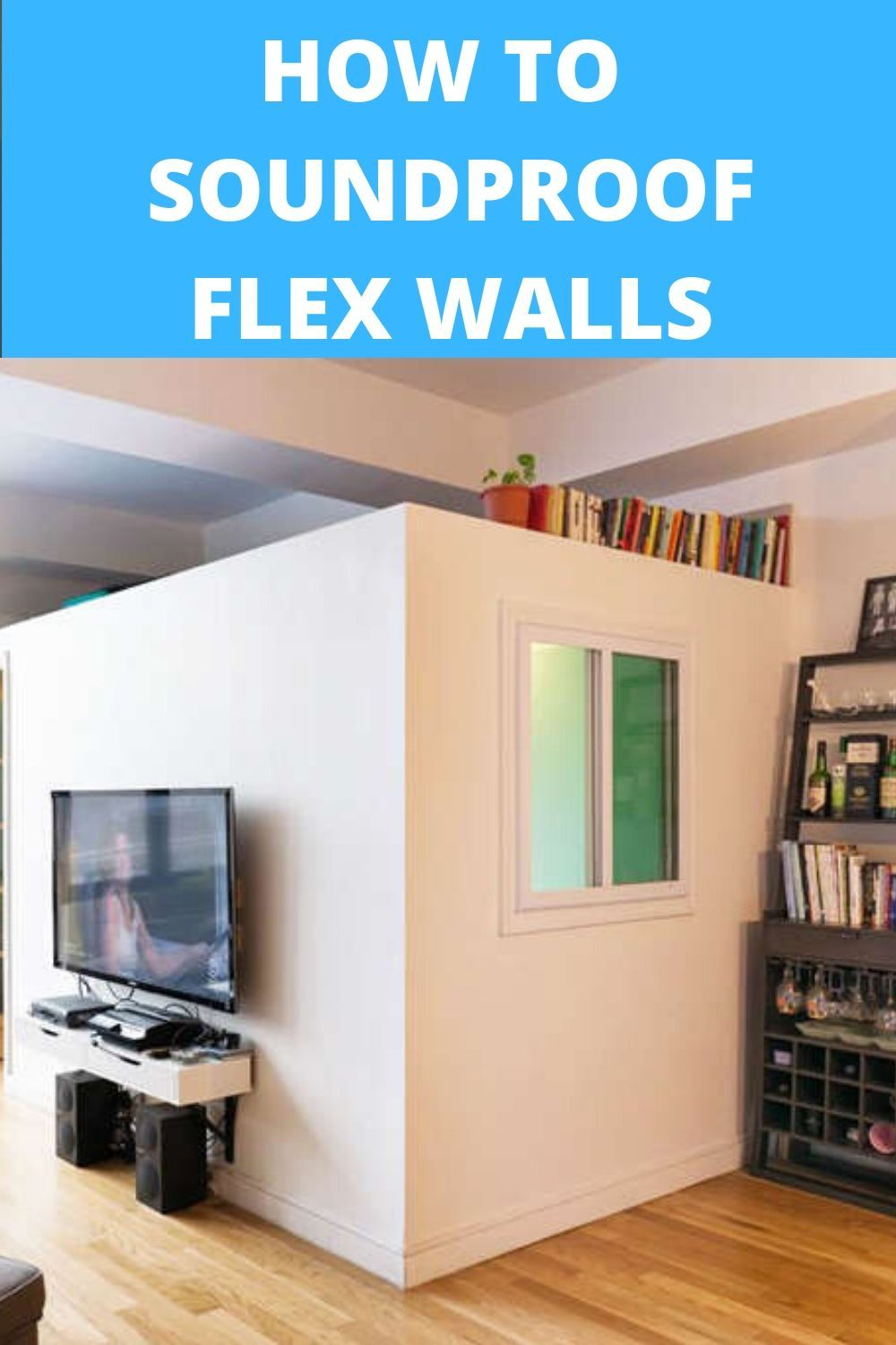 Soundproofing Partition Wall - Simple Easy DIY in 2020 ...