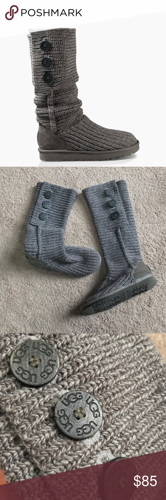 ugg gloves cardy uggs