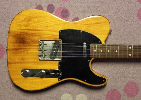 1992 Fender Telecaster Tl 62 65 Ccb Charcoal Burst Finish Telecaster Fender Telecaster Fender Usa