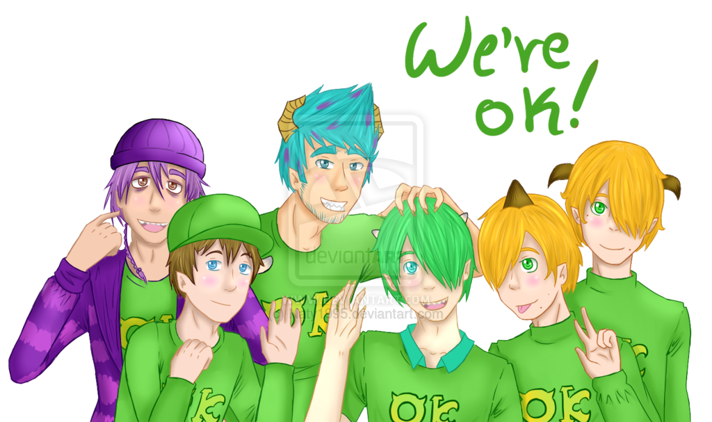 We're Ok by Naty1995