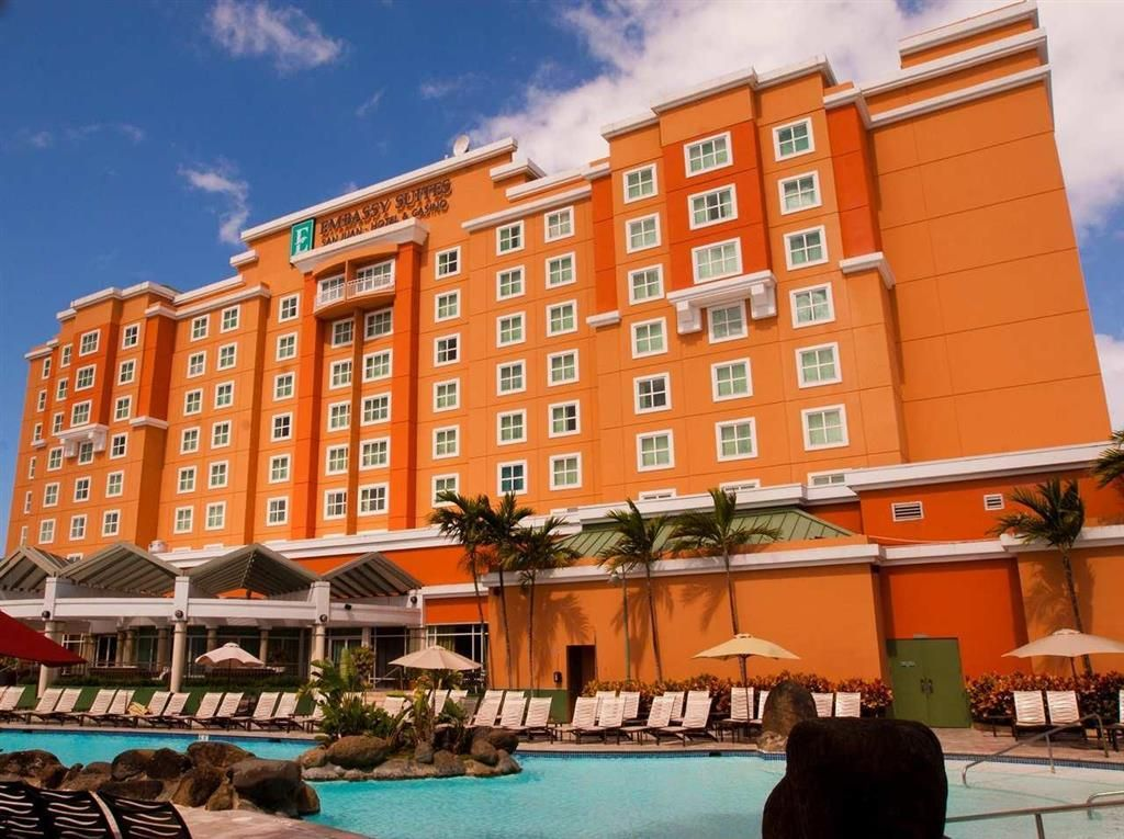 Embassy suites san juan hotel /u0026 casino casino lac leamy spectacle broue