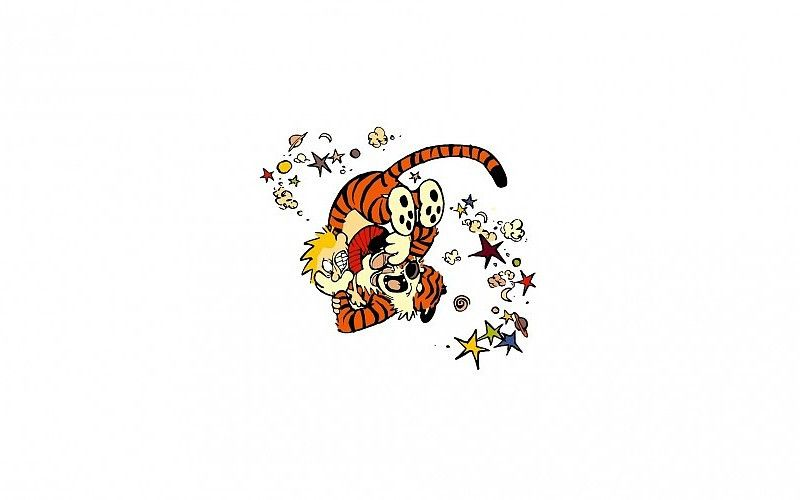 Calvin And Hobbes Wallpaper Beautiful Fight Calvin Amp Hobbes Free Desktop Backgrounds And W In 2020 Calvin And Hobbes Wallpaper Calvin And Hobbes Widescreen Wallpaper