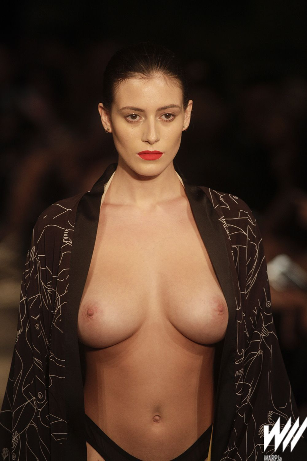 Can not Nude photos from fashion tv can