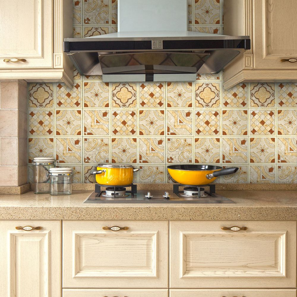 Buy yanqiao peel and stick tiles sticker