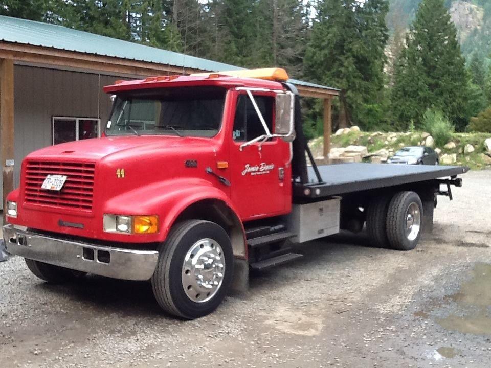 Jamie davis truck 44 highway thru hell pinterest tow for Jamie davis motor truck
