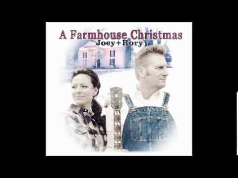 Joey & Rory - Blue Christmas - YouTube | Christmas music ...